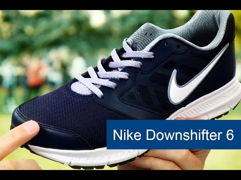 Мужские кроссовки Nike Downshifter 6 обзор