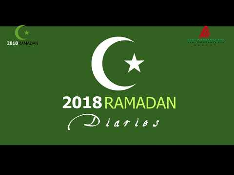 Ramadan Diaries Episode 1