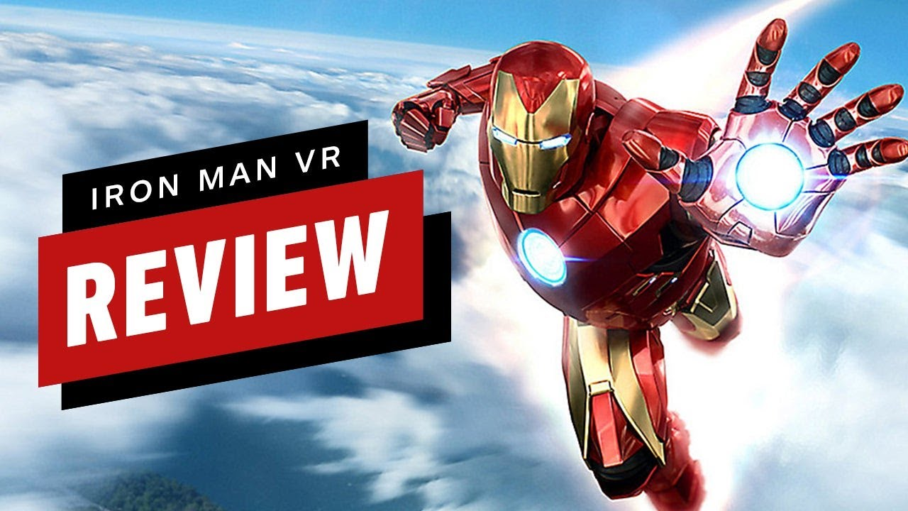 Marvel's Iron Man VR Review (Video Game Video Review)