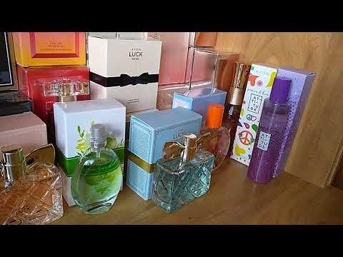 Моя коллекция парфюмерии/ часть 2 / Ароматы AVON