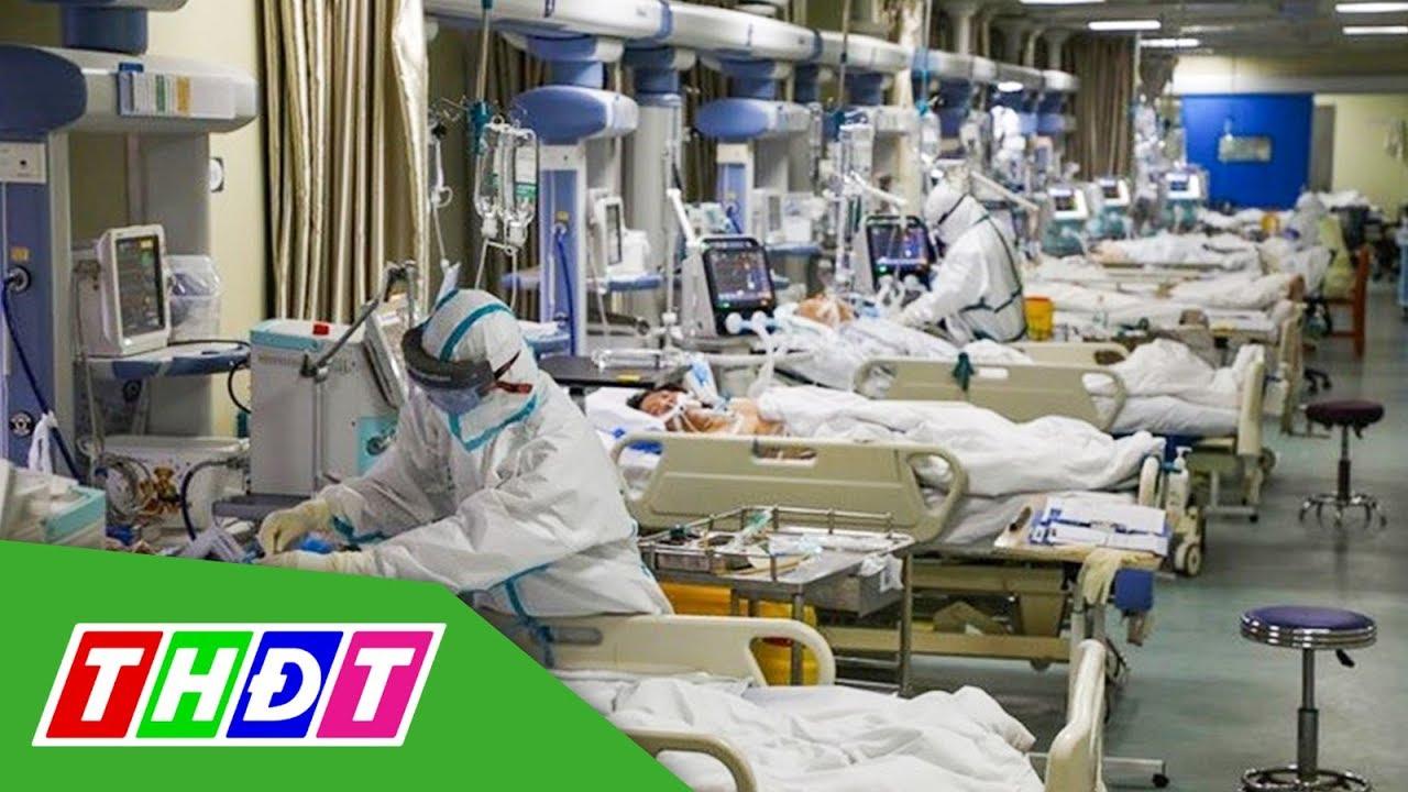 Thêm hơn 2.600 người nhiễm Virus Corona mới tại Trung Quốc | THDT