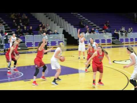 UW-Whitewater Women's Basketball - December 12, 2017