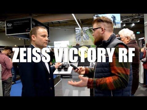 Fernglas Mit Entfernungsmesser Victory Rf 10x54 : Besuch bei zeiss victory rf jagd und hund youtube