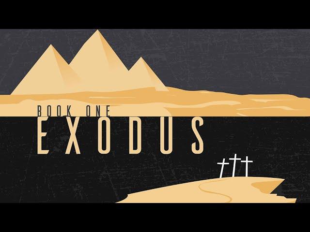 Sermon #3 - Exodus 2:11-22. 10:00 Service