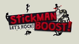 Stickman Boost! 2 // Gameplay