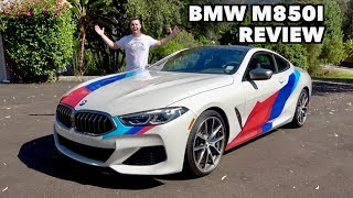 2020 BMW M850i Review - Better Than An S-Class Coupe?