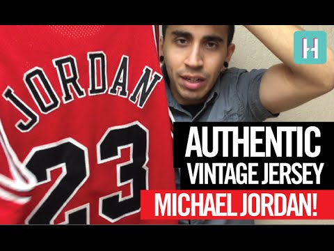 Thrift Store Jersey Finds   Pick Ups - Michael Jordan Authentic + Champion  Shaq 5f37967ab