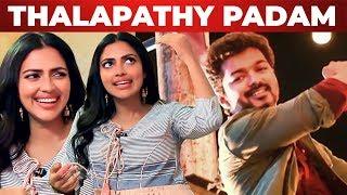 Thalapathy Vijay Padam FDFS Paakanum | Amala Paul Opens Up