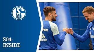 Fußball-Dart: Caligiuri gegen Oczipka