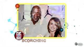 Yvette Prieto to Wed Michael Jordan; Joseph Gordon-Levitt and Zoey Deschanel's Web Song