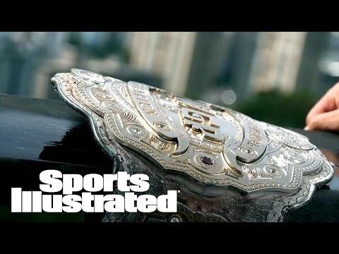 What Makes New Japan Pro Wrestling Titles So Prestigious?   Sports Illustrated