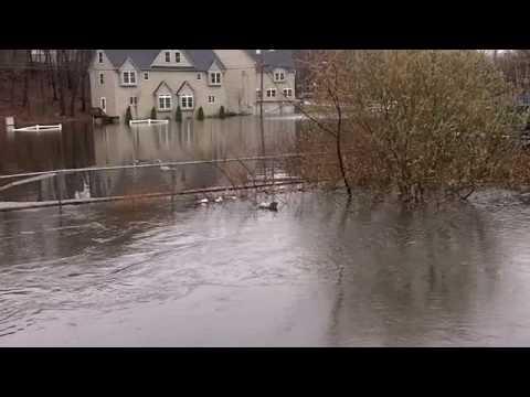 Historic Flood-Attleboro MA 3-30-10 Part 2