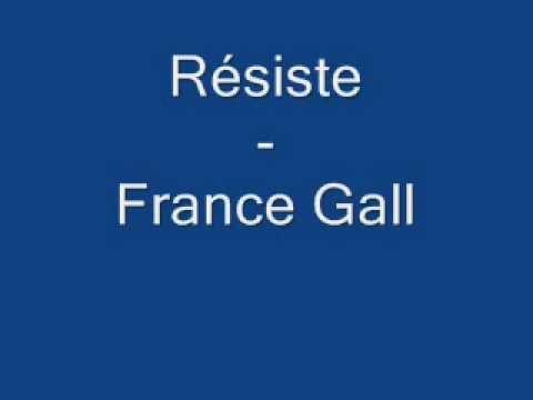 France Gall - Résiste