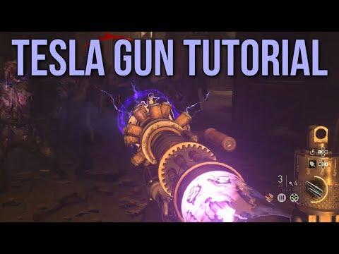 Tesla Gun Tutorial (Call of Duty: WW2...