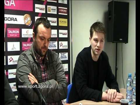 sport.zgora.pl - Konferencja Zastalu - nowy trener Mihajlo Uvalin