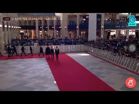 2018 ASIA ARTIST AWARDS - SEVENTEEN ( Red Carpet )