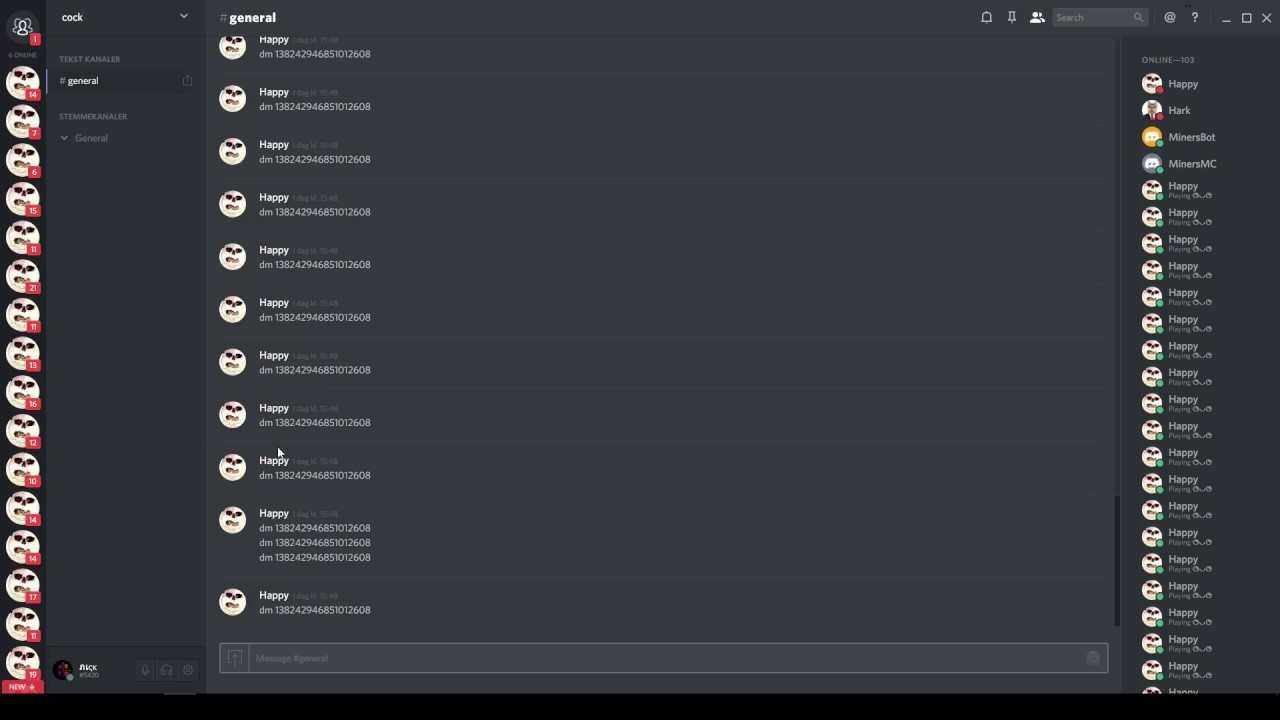 Direct Message Bot Discord