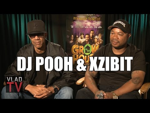 """DJ Pooh on Producing Ice Cube's """"No Vaseline"""" and Working with 2Pac"""