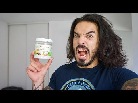 🌴 Ma découverte de l'huile de coco pour hydrater peau et cheveux