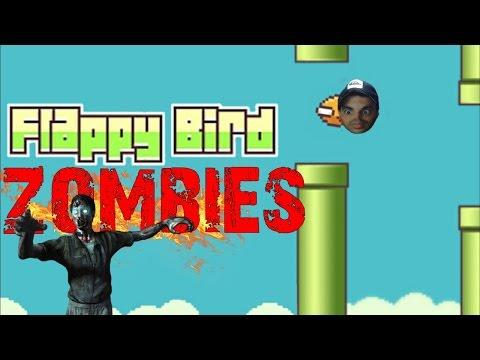 Épico Flappy Bird Custom Zombies Bo3