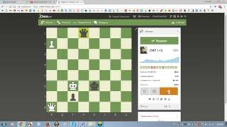 035 Провальная тактика на chess.com: не нашёл мата в 2 хода!