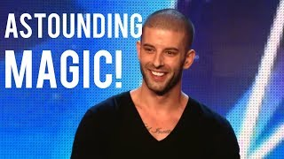 Darcy Oake Britain's Got Talent | ALL Performances