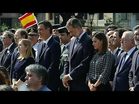 Atentados na Catalunha, um ano depois