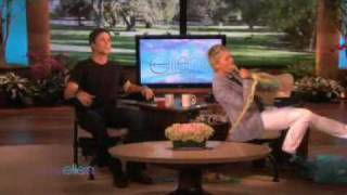 Video Rob Lowe vs. The Hawaii Chair on Ellen