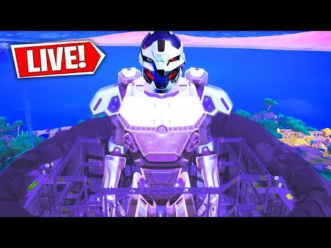 *NEW* FORTNITE ROBOT EVENT RIGHT NOW! NEW FORTNITE UPDATE! (FORTNITE BATTLE ROYALE)