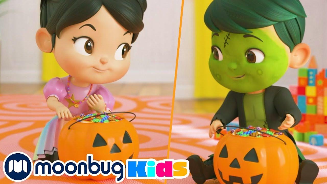 Lellobee! | Oui, oui! Halloween Bonbons ou Sort! | Dessin Animé | Vidéos Pour Enfants