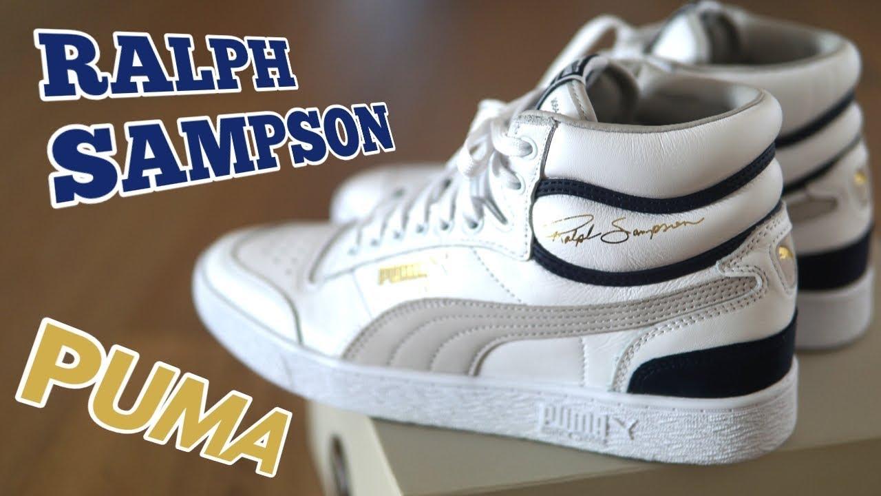 2019 PUMA Ralph Sampson Mid OG - On