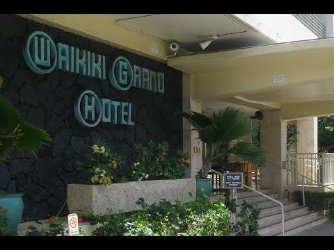 The Grand Waikiki Grand Hotel