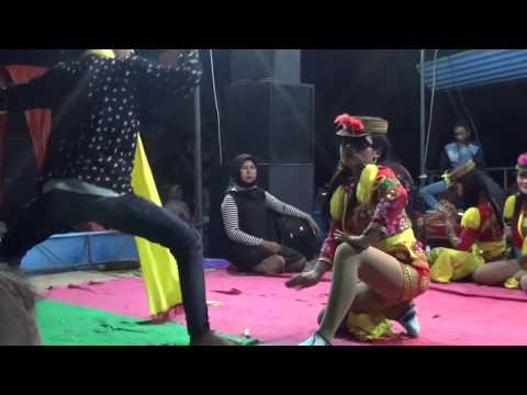 Dolalak Mekar Arum, video 1 - 10, di Dusun Tempel. Tgl. 3 Maret 2018
