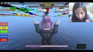 PLAYING ROBLOX-SECOND PART/Belen TG