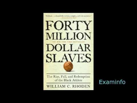 William C. Rhoden: $40 Million Dollar  pt1 (Intro)audiobk