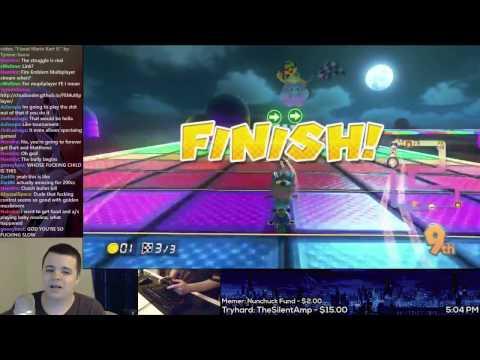 ~positive stream, no tilt~ (Mario Kart 8, FEMP)