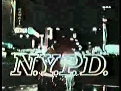 N.Y.P.D. (NYPD) TV Series Open Theme (season 1 1967-68)