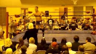 Aaron Solo vs Jamie Diaz 4/27/12 ECCW