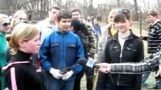 ТВ-5 Запорожье в Республике Мечта(1 апреля 2010 года прошла акция