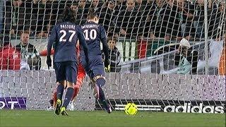 AS Saint-Etienne - Paris Saint-Germain (2-2) - Le résumé (ASSE - PSG) / 2012-13