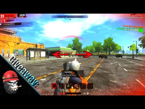 H1Z1 Horizontal Recoil Coming Back! (HYPE!)