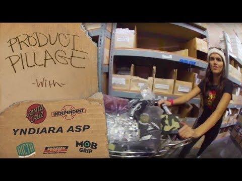 Yndiara Asp Product Pillage