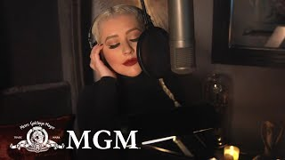 The Addams Family Christina Aguilera Haunted Heart Official Music Video Mgm Youtube