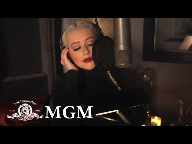 THE ADDAMS FAMILY | Christina Aguilera 'Haunted Heart' Official Music Video | MGM
