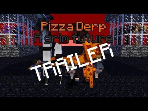 Minecraft Pe A Grim Future Trailer Youtube