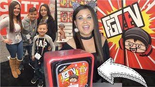 FGTEEV Giant TeeV Opening FGTEEV toys and blind bags Funnel Figures