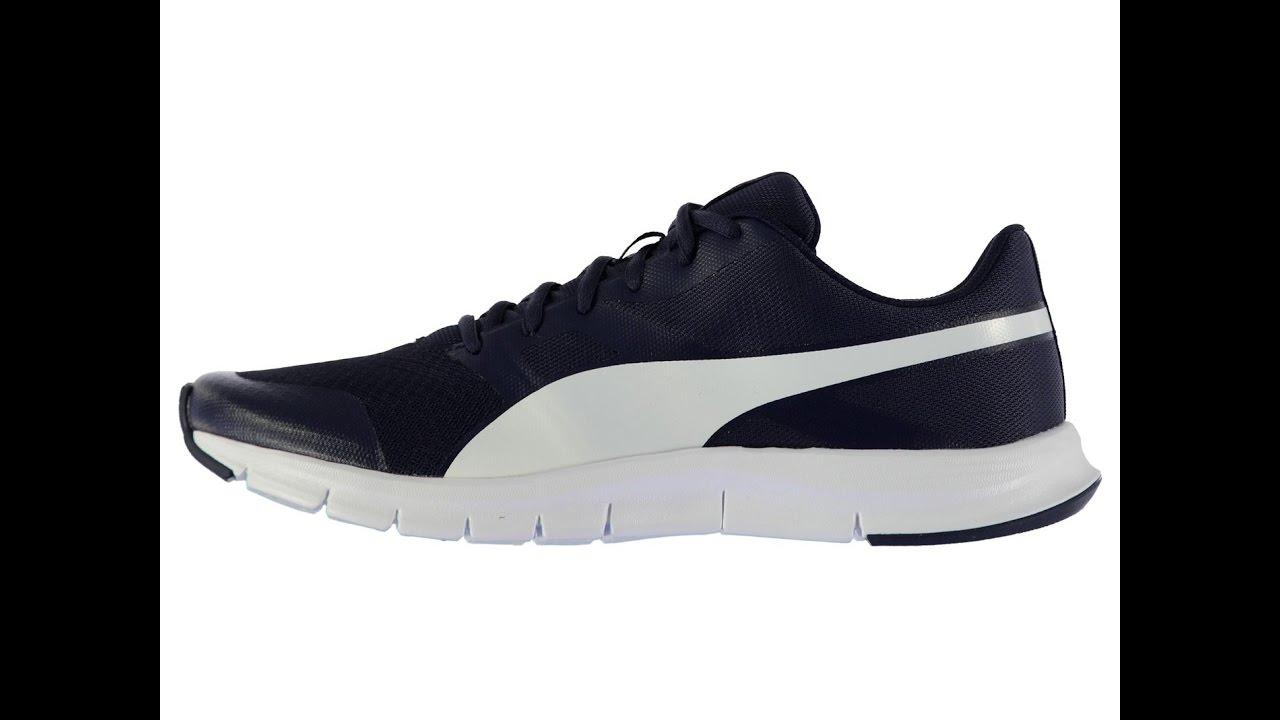 Обзор Кроссовки Puma Flex Racer Mens Running Shoes - YouTube b65b35001