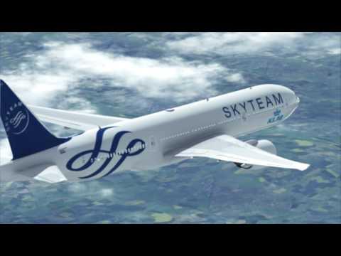 Air France - SkyTeam Signature Fleet (HD Version)
