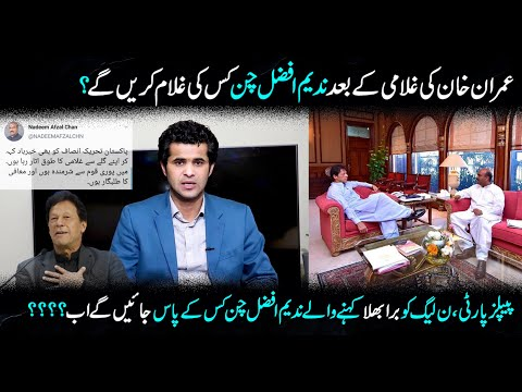 Nadeem Afzal Chan resigns as PM Imran Khan's personal assistant / by Abrar Qureshi