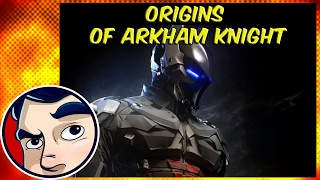 Batman Arkham Knight Genesis - Origins